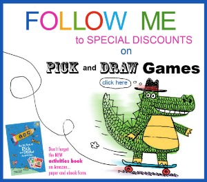 Pick And Draw Game