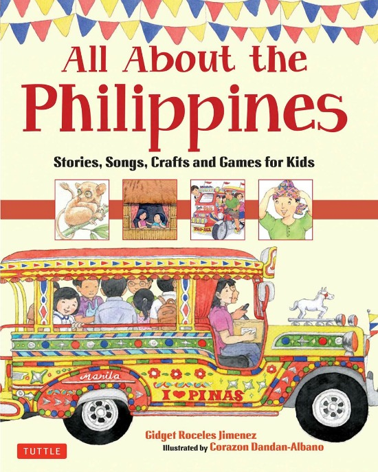 All About The Philippines, A review by Castle View Academy
