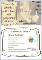 Where In The World with Winnie The Pooh