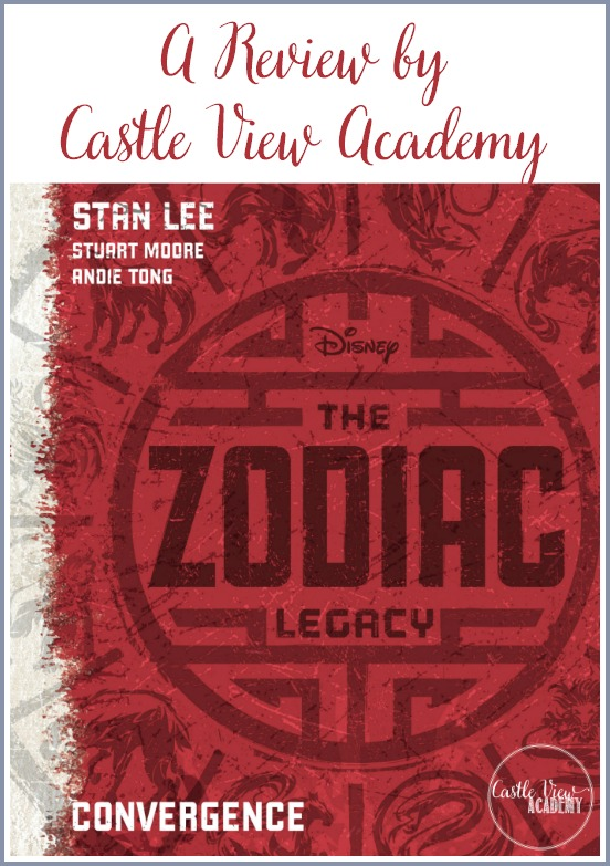 Disney's The Zodiac Legacy Convergence, a review by Castle View Academy