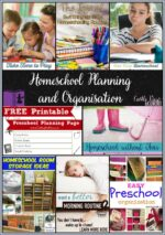 Homeschool Planning and Organisation