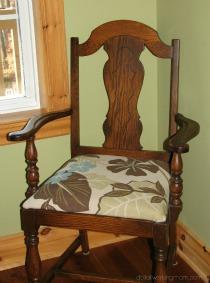 Reupholster-chair