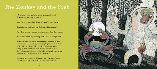 The Monkey and The Crab