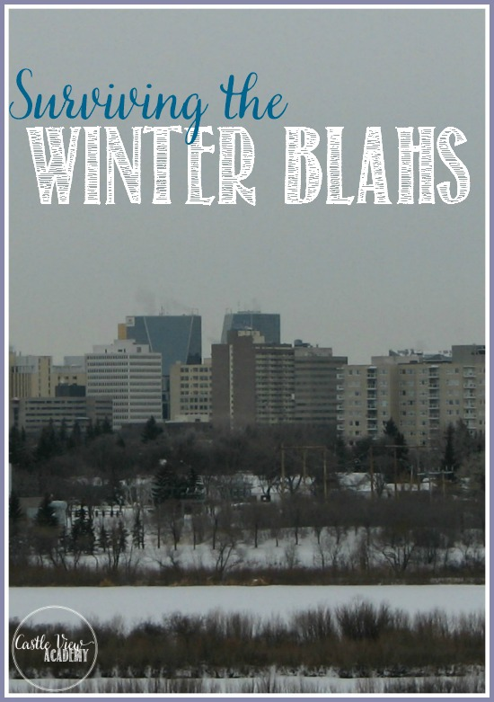 Tips for surviving the winter blahs with Castle View Academy