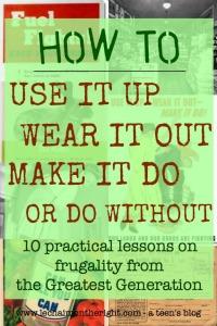 Use-it-up-wear-it-out