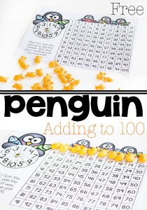 penguin-addition-to-100