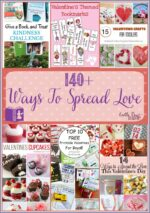 140 Ways to Spread Love