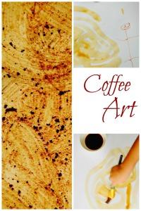 Coffee Art for Kids