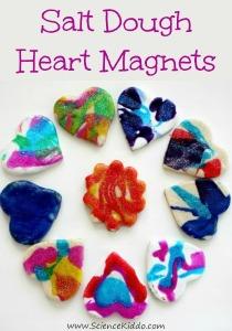 Salt-Dough-Heart-Magnets
