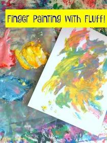 fluff painting
