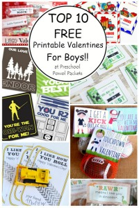 top 10 free printable valentines for boys