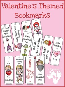valentinesbookmarks