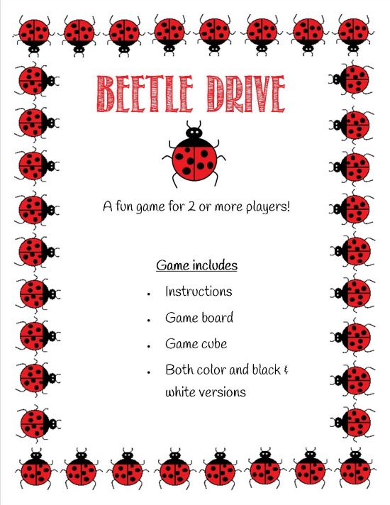 Beetle Drive cover