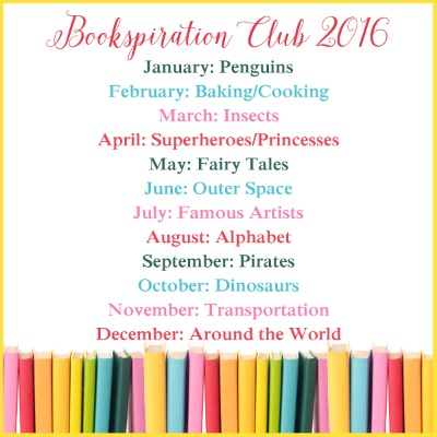 Bookspiraiton Club 2016