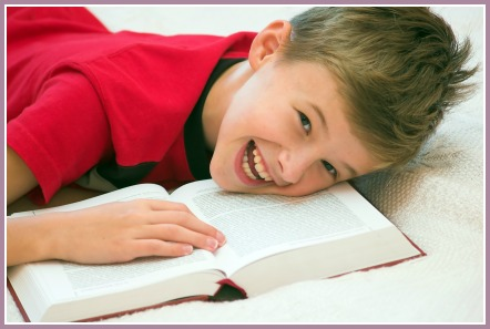 Give your child choice in their books so that they will love to read