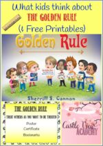 The Golden Rule with Printable Certificate
