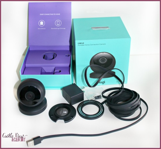 Circle from Logitech and how CastleViewAcademy uses it