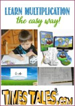 Learn Multiplication The Easy Way With Times Tales