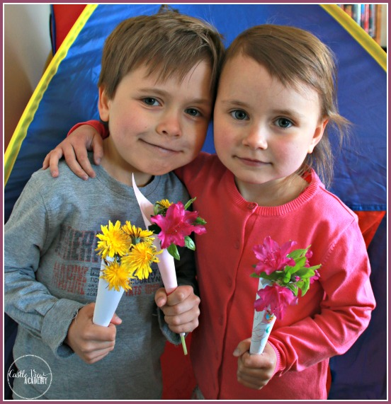 Mother's Day posies