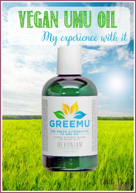 My experience with Greemu, the vegan emu oil alternative by Castle View Academy