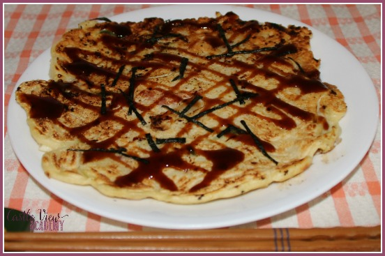 The easiest okonomiyaki recipe ever!