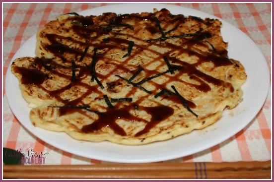 The easiest okonomiyaki recipe ever!