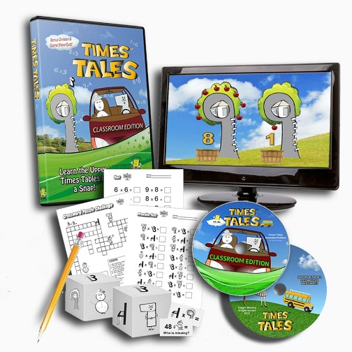 Times Tales contents