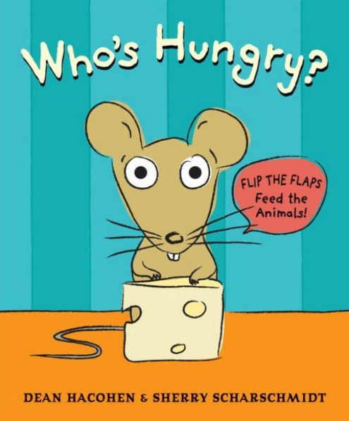 Who's Hungry by Dean Hacohen, a review by CastleViewAcademy