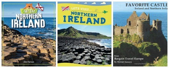 Books about Northern Ireland for kids