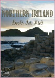 Books about Northern Ireland for kids as recommended by Castle View Academy