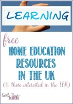 Free Home Education Resources in the UK