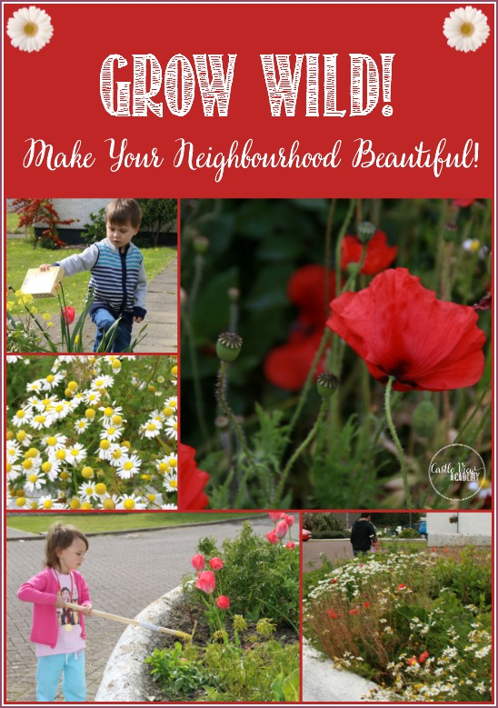 Grow Wild! Make Your Neighbourhood Beautiful with Castle View Academy