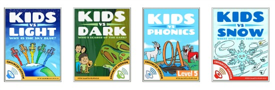 Kids vs life books for those awkward questions