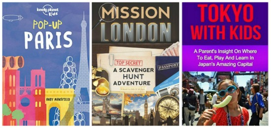 Travel books for kids