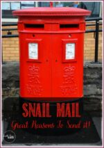 Great Reasons To Send Snail Mail