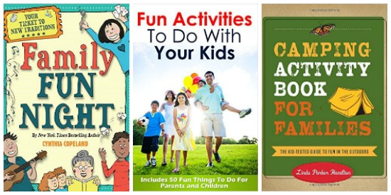 Books about family activities