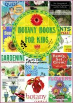 Botany Books For Kids on What To Read Wednesday