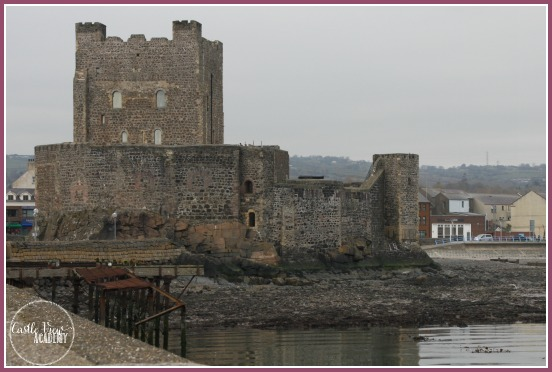 Carrickfergus Castle by Castle View Academy