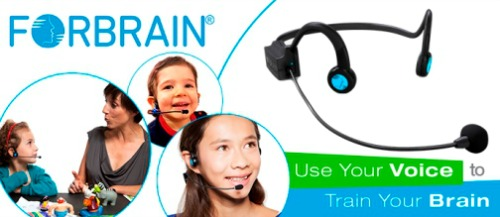 Forbrain use your voice to train your brain with Castle View Academy