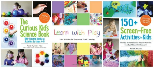 Fun learning books for kids