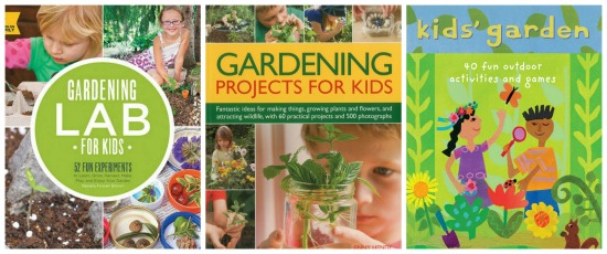 Garden projects for kids recommended by Castle View Academy