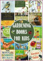 Gardening Books For Kids & What To Read Wednesday Linky