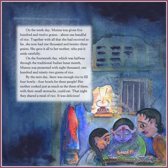 Illustration in Indian Children's Favorite Stories