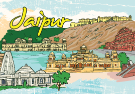 Jaipur with kids