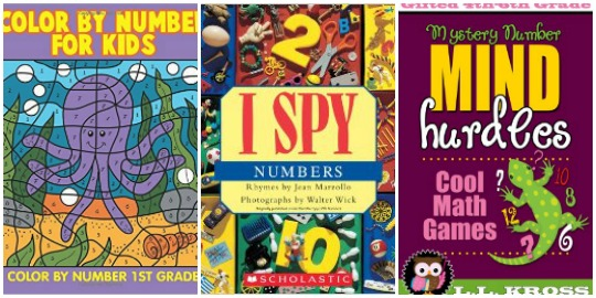 Number games for kids