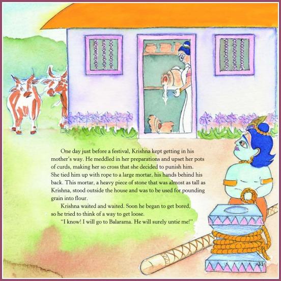 Story of Krishna