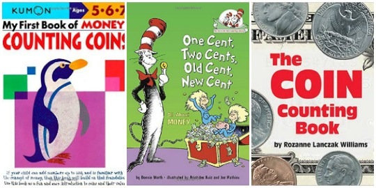books about counting coins