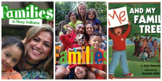 multicultural family books