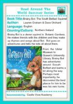 Brainy Bot: MKB #ReadAroundTheWorld