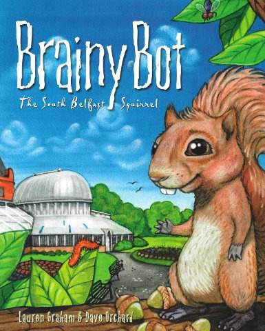 Brainy Bot The South Belfast Squirrel